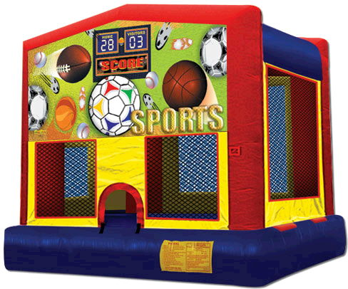 Where to find SPORTS 15  X 15  BOUNCER in Raleigh