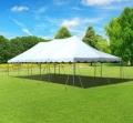 Where to rent 20 X40  POLE TENT WHITE in Raleigh NC