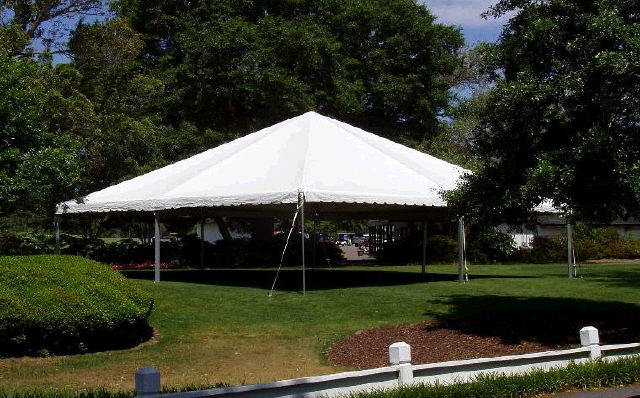 Where to find 40 X40  FUTURE TRAC FRAME TENT in Raleigh
