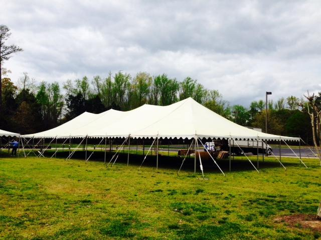 Where to find 40 X20  EXPO MIDSECTION POLE TENT in Raleigh