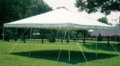 Where to rent 20 X20  POLE TENT WHITE in Raleigh NC