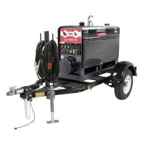 Where to find ARC WELDER ON TRAILER in Raleigh