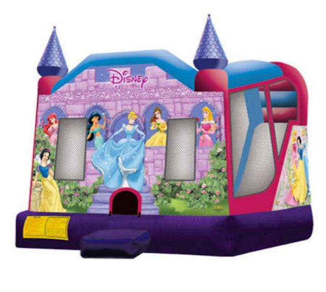 Where to find PRINCESS BOUNCE   SLIDE W  SPRINKLER in Raleigh