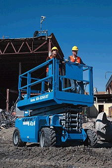 Where to find SCISSOR LIFT 32 ROUGH TER in Raleigh